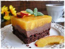 Kakaowo czekoladowa brzoskwinka
