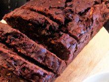 Kakaowo-kawowe ciasto z dynią