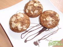 Kakaowo kokosowe mufinki