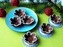 Kakaowo-korzenne babeczki