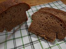Kakaowy chleb z cukinią i siemieniem lnianym