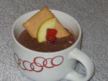 Kakaowy ryż z niespodzianką