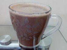 Kakao z kawą na mleku