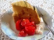 Kalafior z mięsem mielonym i cukinią