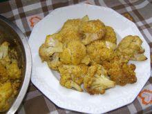 Kalafior z piekarnika