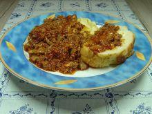 Kalafior zapiekany z mielonym mięsem