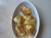 Kalafior zapiekany z żółtym serem