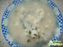 Kalafiorowa z ryżem