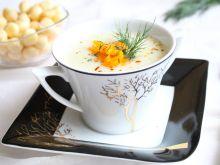 Kalafiorowa zupa krem