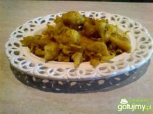 Kalafiorowe curry