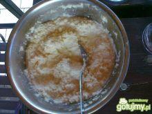 Kalafiorowo -chrzanowy sos na zimno