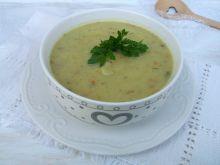 Kalafiorowo- cukiniowa zupa krem