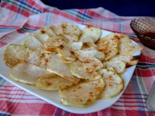 Kalarepka a'la chipsy