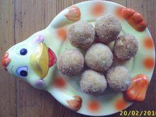 Kamuszki(kulki ziemniaczane smażone)