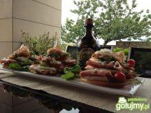 kanapeczki z toskańskiej martadeli