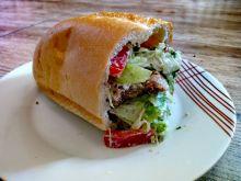 Kanapka a'la kebab