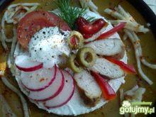 Kanapka Good Food Grecki Poranek