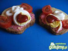 kanapka kolacyjna ze Smakiem