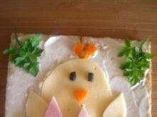Kanapka Kurczaczek w skorupce