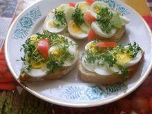 Kanapki na śniadanie