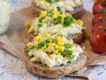 Pasta jajeczna to świetny dodatek do pieczywa i nie tylko!