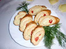 Kanapki z pastą jajeczno serową