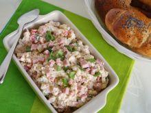 Kanapkowa pasta jajeczno-warzywna