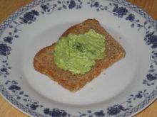 Kanapkowa pasta z  avokado