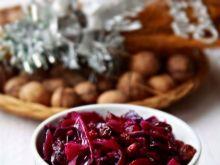 Kapusta do świątecznych pieczeni