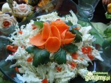 Kapusta pekinska  z ananasem