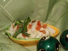 Kapusta pekińska z cytrynowym chili