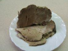Karkówka gotowana przepyszna na kanapki