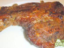 Karkówka miodowa z chili