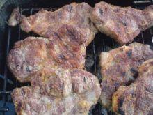 Karkówka na grillu