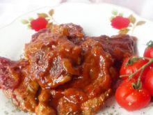 Karkówka w coli i ketchupie