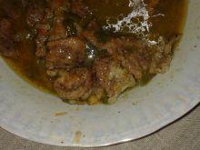 Karkówka w sosie czosnkowo-paprykowym