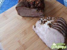 Karkówka wieprzowa marynowana i pieczona