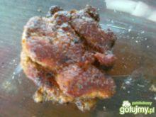 Karkówka z grilla w czerwonej marynacie