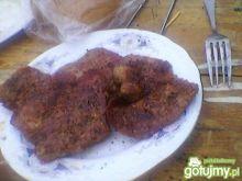 Karkówka z grilla z musztardą