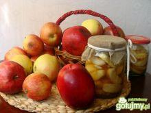 Karmelizowane jabłuszka do deserów