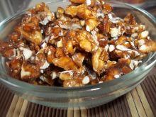 Karmelizowane orzechy