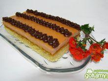 Karmelowe ciasto z dynią