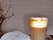Karmelowo - cynamonowa kawa