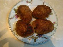 Karminadle z pieczarkami