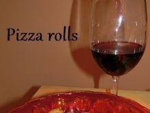 Karnawałowa pizza rolls