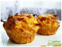 Karotkowe muffiny