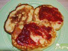 Karotkowe placuszki śniadaniowe