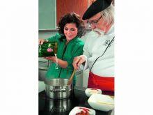 Kasia i Kurt gotują: Risotto z szafranem