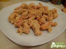Kąski kurczaka w sezamie