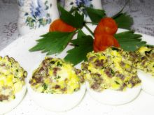 Kaszanka w jajku